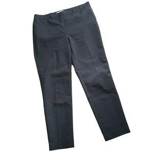 Chaus New York black trousers/pants size 10